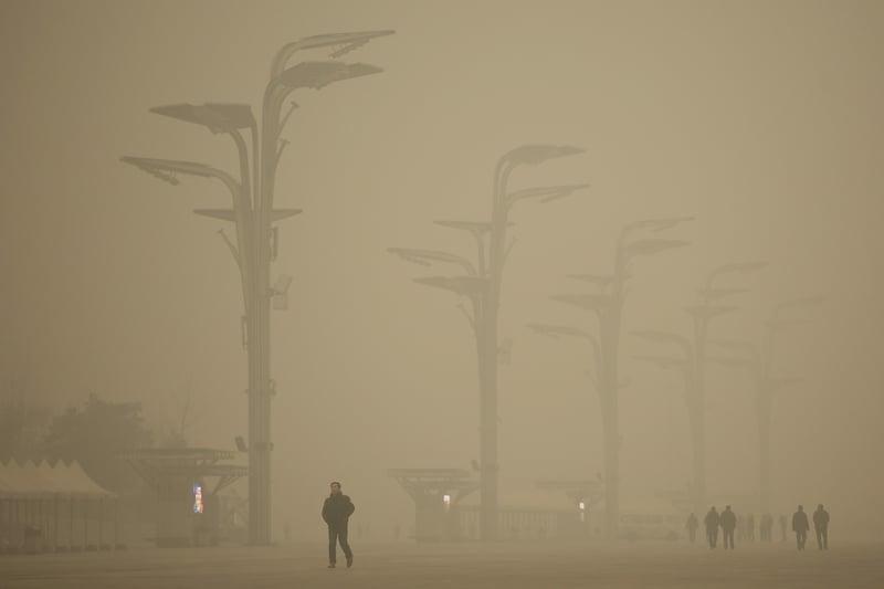 習近平隱藏在氣候變化戰略後的野心
