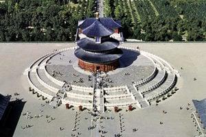 中國傳統建築之美——天壇