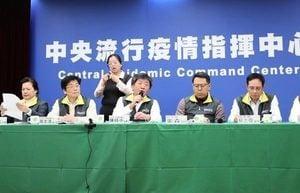 專家:疫情為台灣提供機會推動有利生存政策