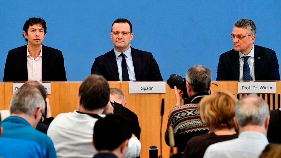 德國首都現首例中共病毒患者 曾接觸六十人