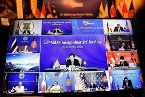 蓬佩奧王毅出席東盟外長會議中美對抗為焦點