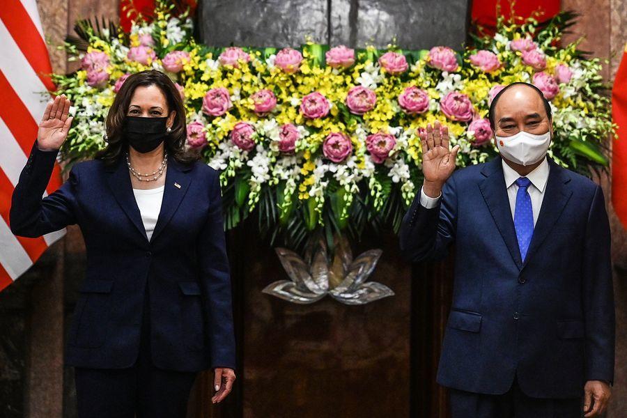 賀錦麗:美國支持越南 抵禦中共欺凌行徑