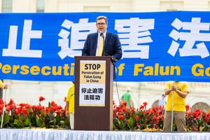 國際人權組織東亞負責人:中共是邪惡的
