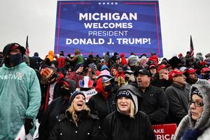美媒:民主黨欲竊取三個搖擺州的選舉結果