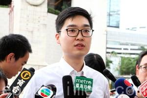 陳浩天:香港地位無可取代 中共已失港人心