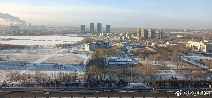 黑龍江大慶市民爆料,當地隔離政策亂象叢生。(微博圖片)