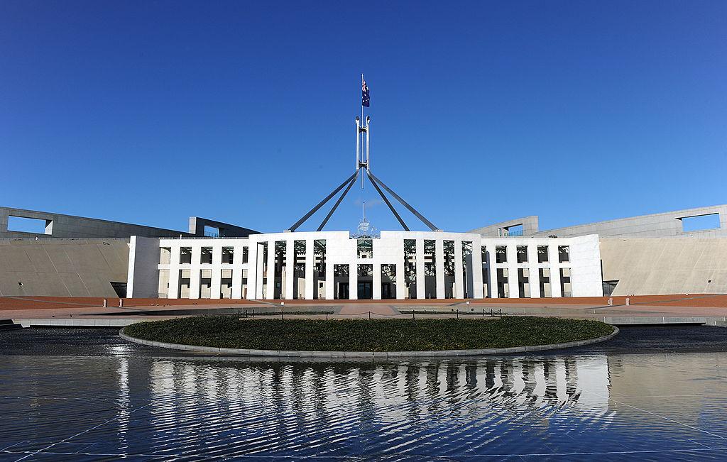 澳洲4月21日新增中共肺炎確診13例,疫情的爆發或已出現拐點。(TORSTEN BLACKWOOD/AFP via Getty Images)