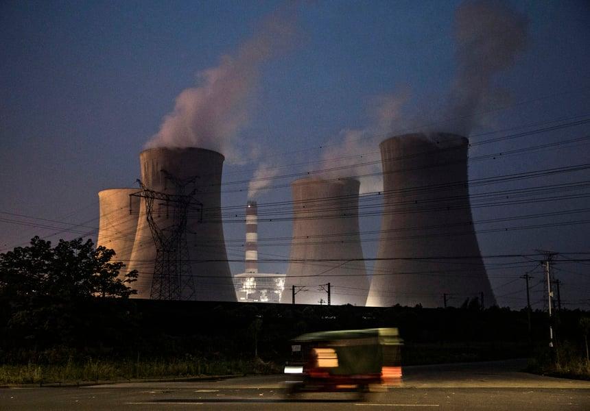 「拉閘限電」觸發能源警報 中國各地買煤難