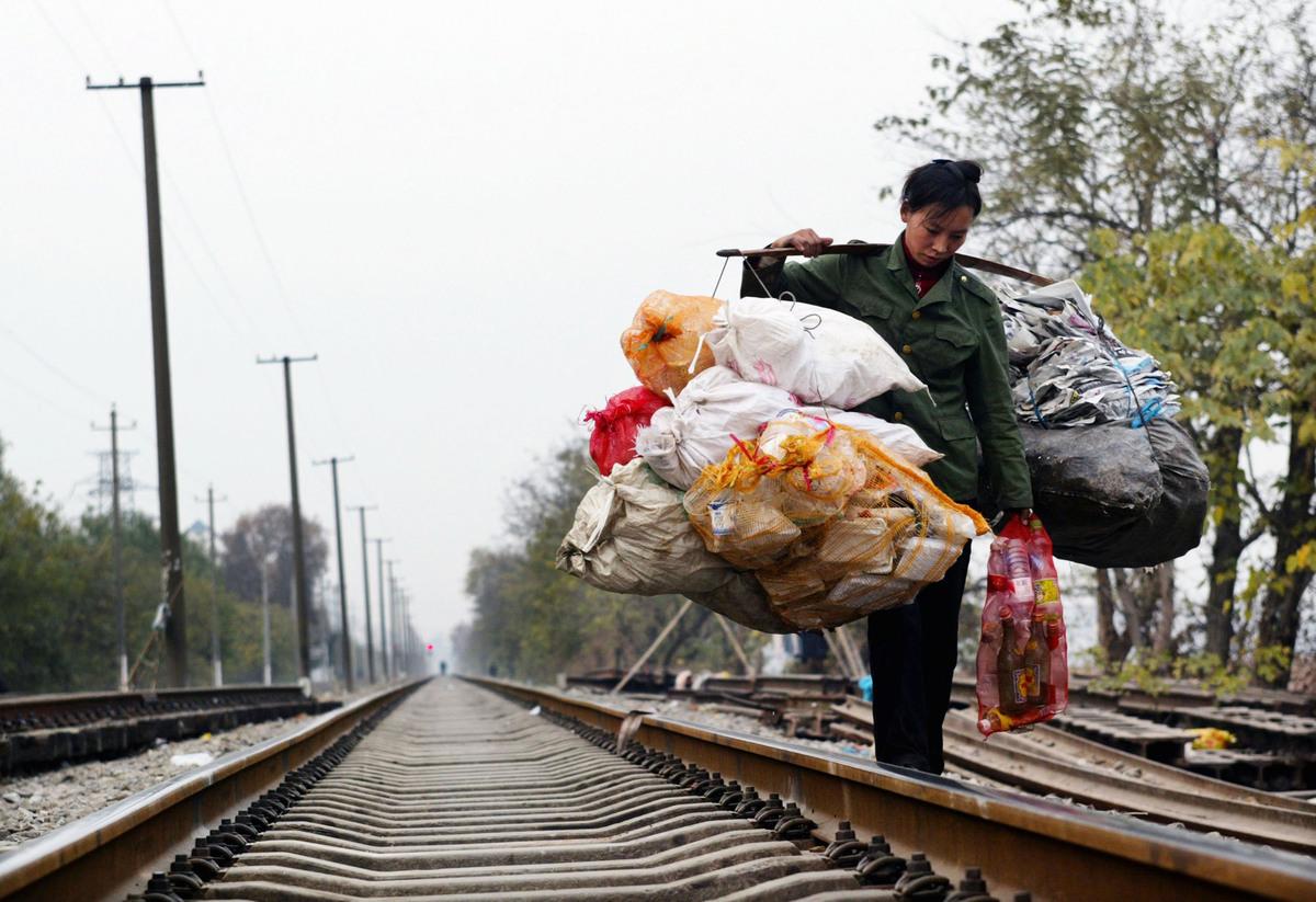 貿易戰造成大陸就業不穩。中共害怕急發聲。圖為資料照。(Getty Images)