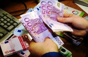 500歐元大鈔將成絕版 本周起德奧停發