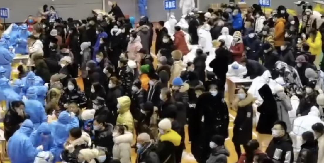 黑龍江黑河市封城 市區車輛禁行 停運停業