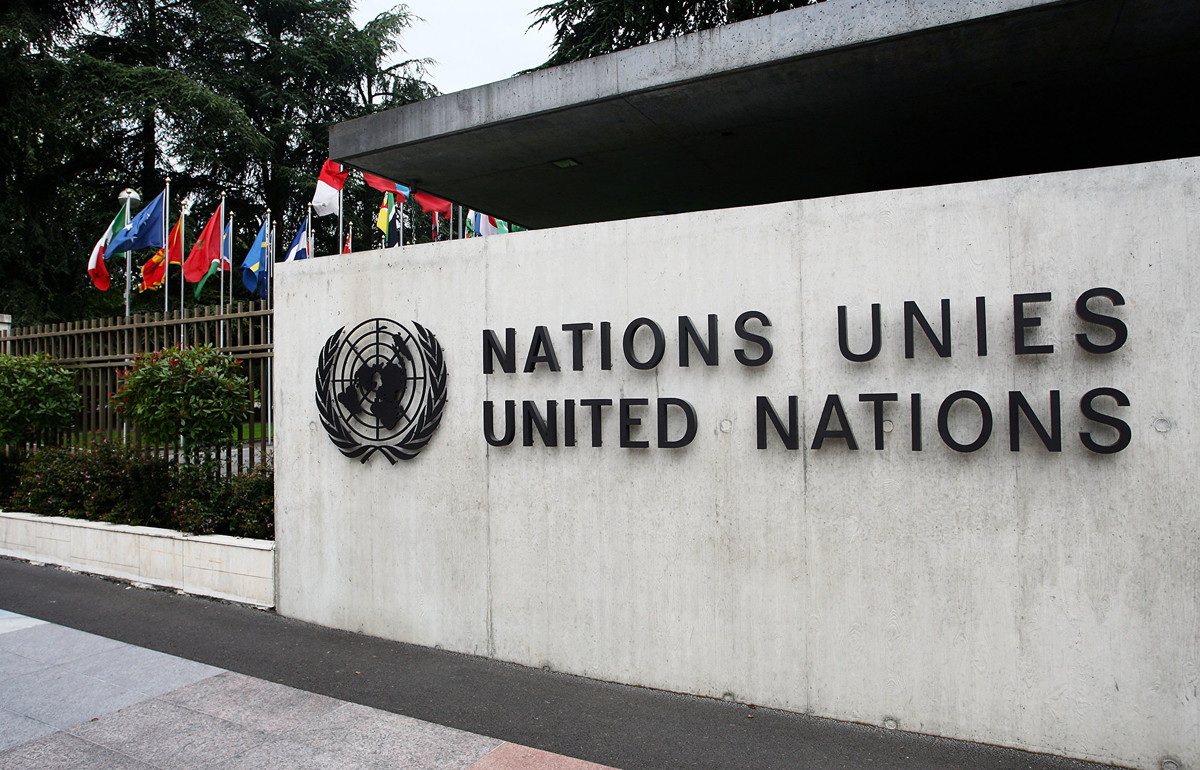 顧國平:對聯合國機構的改革建議。(Johannes Simon/Getty Images)