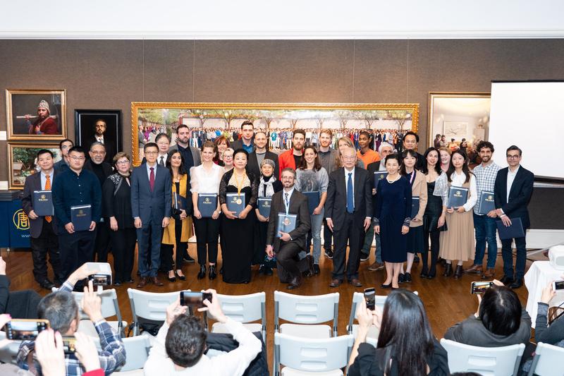 63人獲獎 新唐人油畫大賽獲獎名單揭曉