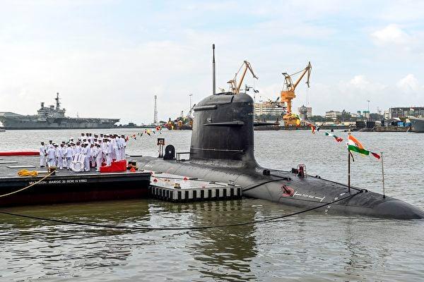 印度提升核潛艇軍力 對中共意味著什麼