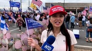 鳳凰城華裔選民:為美國堅持奮戰