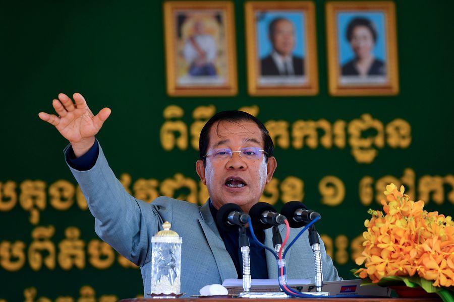 美對柬埔寨援助有條件:抵制中共滲透
