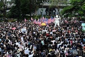全球逾400學者聯署 促美通過香港人權法案