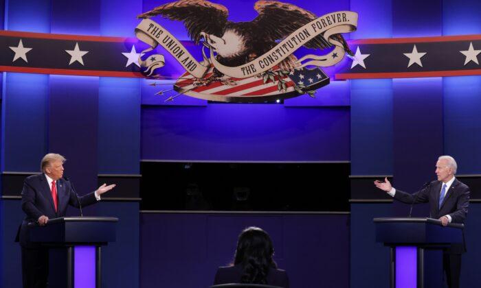 【名家專欄】拜登商業夥伴搶了總統辯論的風頭