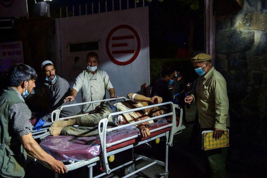 喀布爾恐襲13美軍殉職  拜登:不會原諒