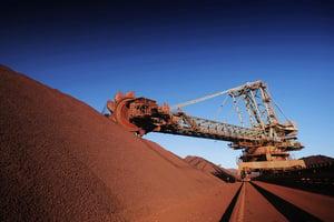 4月份鐵礦石價格飆升18% 創歷史新高