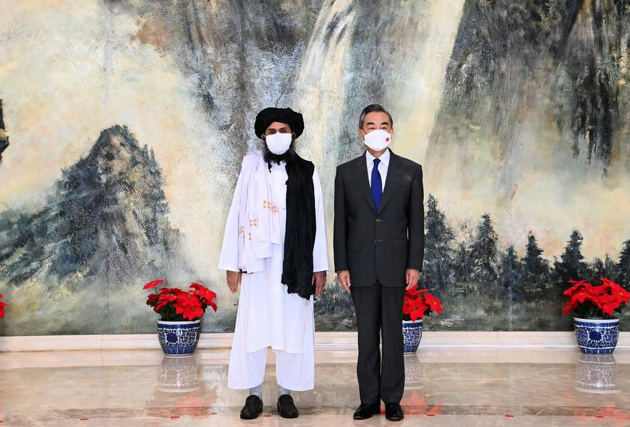王丹:阿富汗危機是中國的戰略機遇嗎?