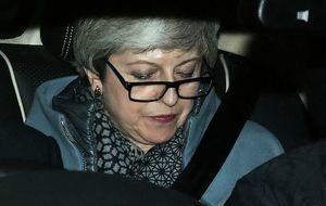 英首相以辭職換脫歐草案通過 議會續尋出路
