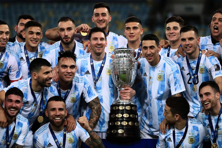 【美洲盃】美斯率領阿根廷一球擊敗巴西奪冠