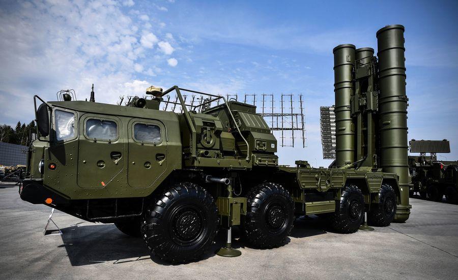 俄烏衝突恐升級 俄國布署新S-400防空導彈