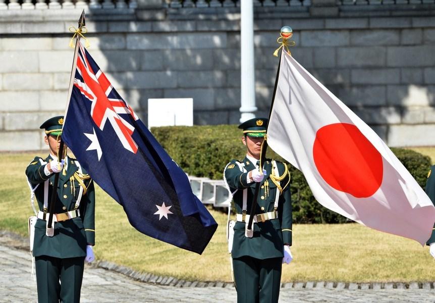 日本大使:對抗中共脅迫 澳洲並非孤軍戰鬥