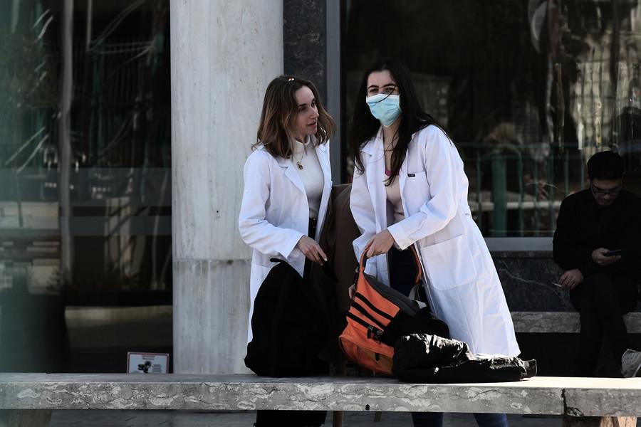 中共肺炎延燒 希臘阿爾及利亞發現首例