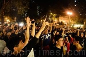 內幕:習近平誤判香港選情的兩大原因
