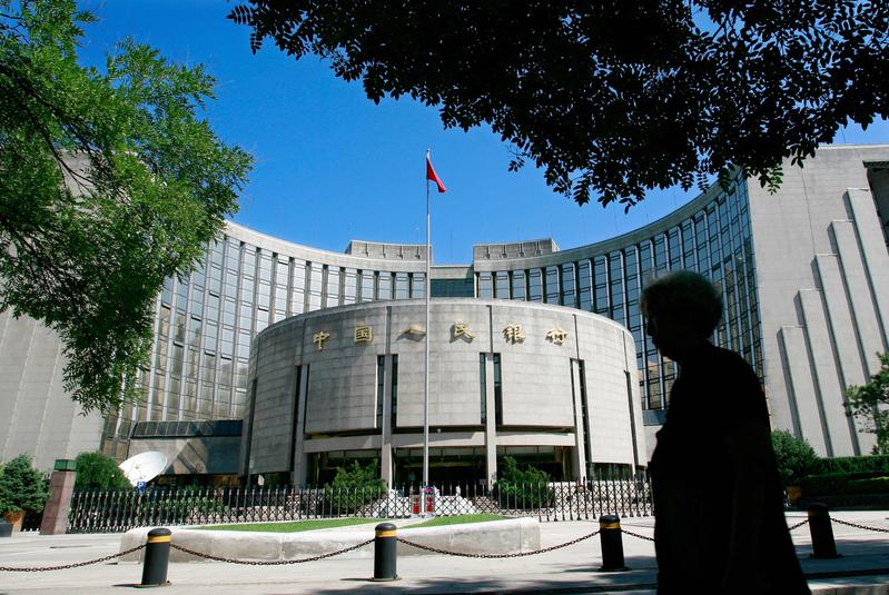 中共央行宣佈全面降準,業界人士擔心造成房價上漲。(AFP)