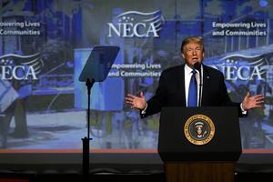 蓋洛普:特朗普經濟政策支持度再創新高