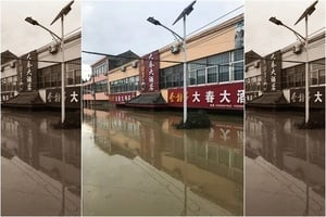 【一線採訪】安徽廬江泡水40天 災民絕望