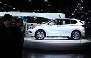 通用中國產SUV申請免關稅 遭美政府拒絕