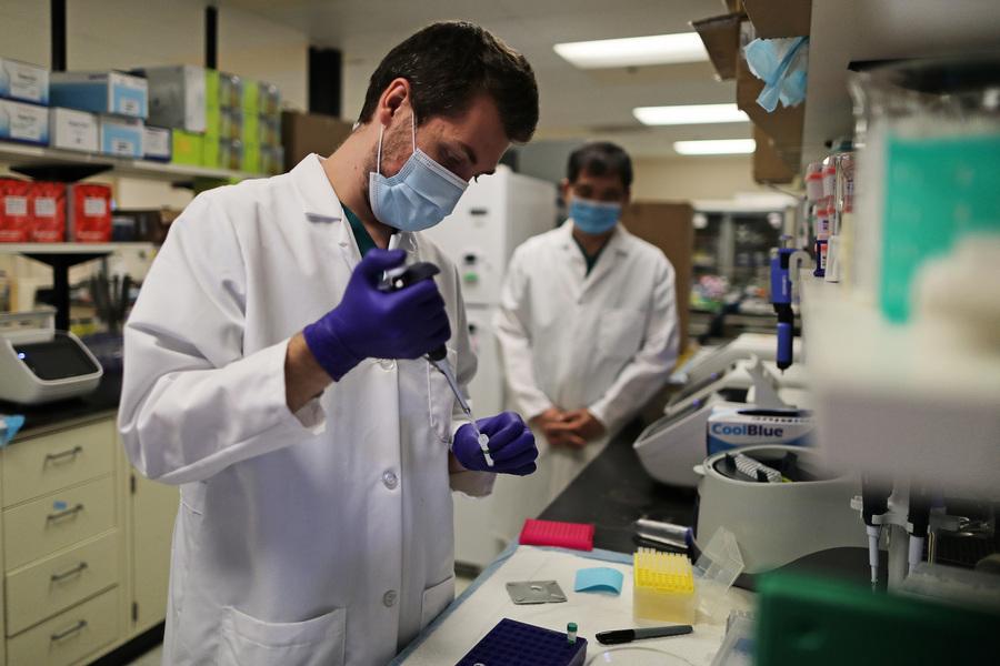美國確認首宗印度「雙突變」新變種病毒