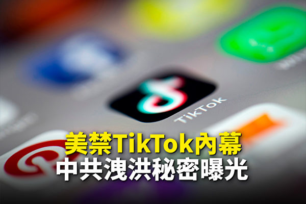 抖音海外版TikTok的母公司字節跳動和華為被指與中共政府關係密切。(Getty Images/大紀元合成)