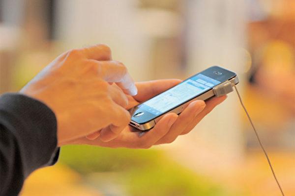 智慧型手機具有潛在傷害身體和智力的不良作用。(AFP)