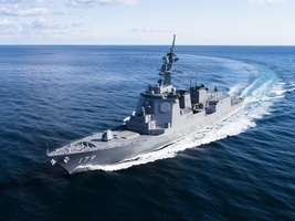 日防衛省:首見中共最新驅逐艦現蹤日本近海