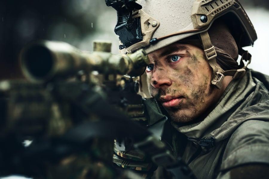 鋼鐵俠戰衣走入美軍裝備:自動穩定瞄準儀
