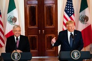 再拒祝賀拜登 墨西哥總統:不承認非法政府