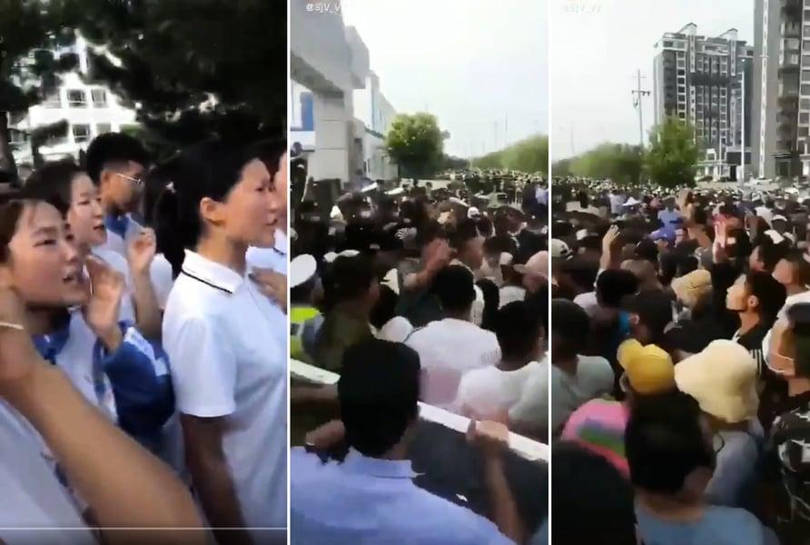 張林:中共又逼反了蒙古人!