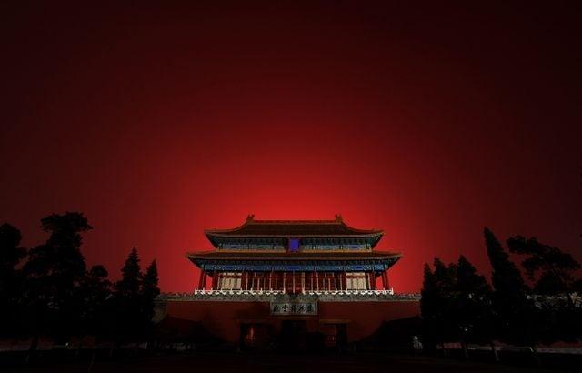中共戰狼式外交不僅令中共四面樹敵,也引起中共多名智囊學者的不滿。(Getty Images)