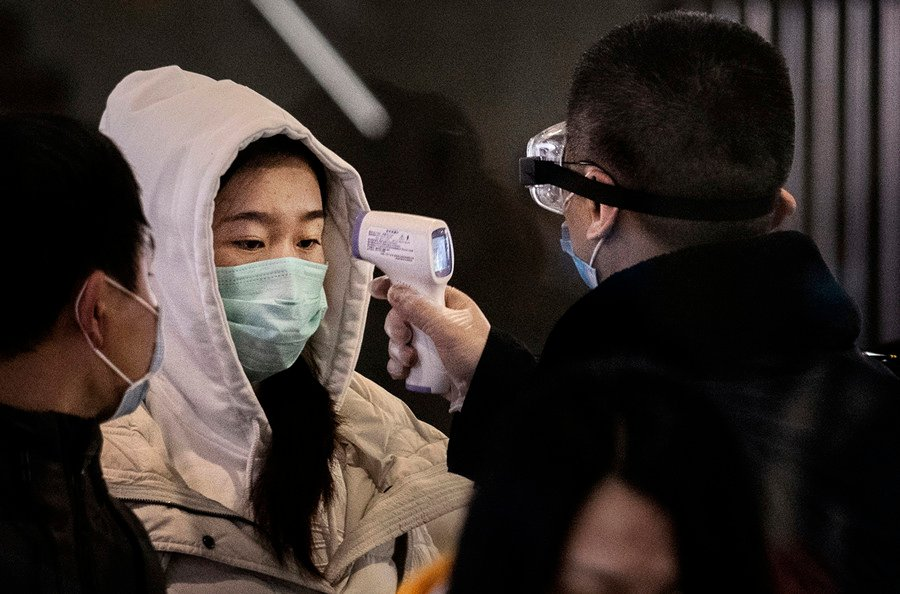 【直播回放】1.26中共肺炎疫情最新情況
