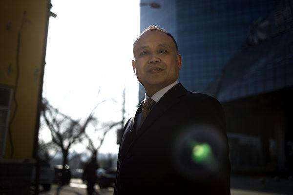 大陸人權律師余文生獲馬丁恩納斯人權獎