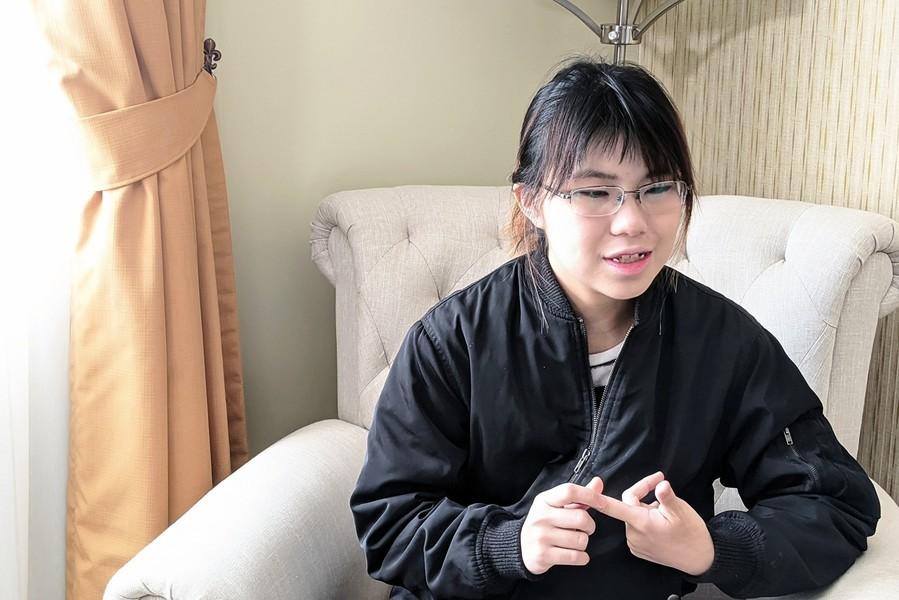 台灣港生:前線在挨子彈 那你怕甚麼?