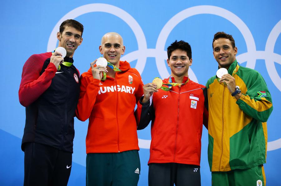 里約奧運第7天決賽總結