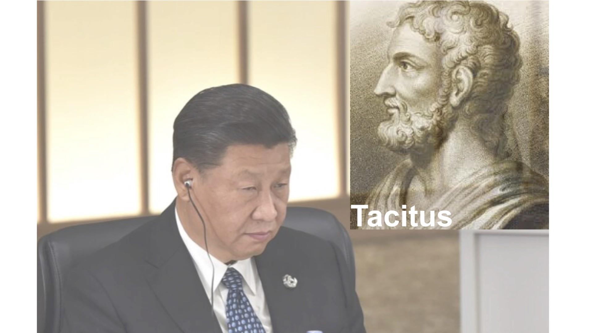 習近平是否已身陷「塔西佗陷阱」?