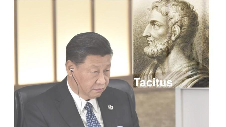 李正寬:淺析習近平擔心的「塔西佗陷阱」