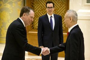 萊特希澤和姆欽下周赴京談判 涉及七議題